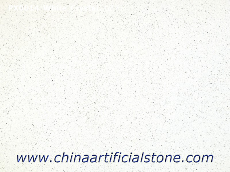 Pure White Artificial Marbles