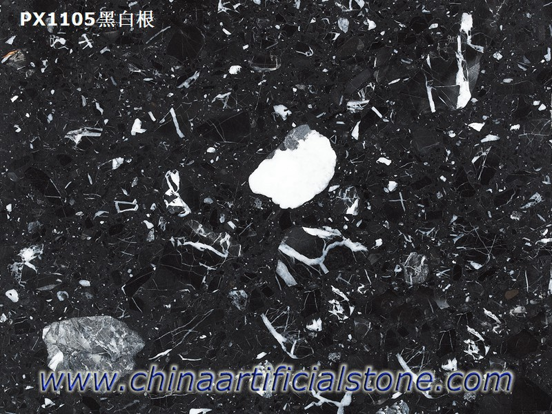 Nero Marquina Synthetic Marble