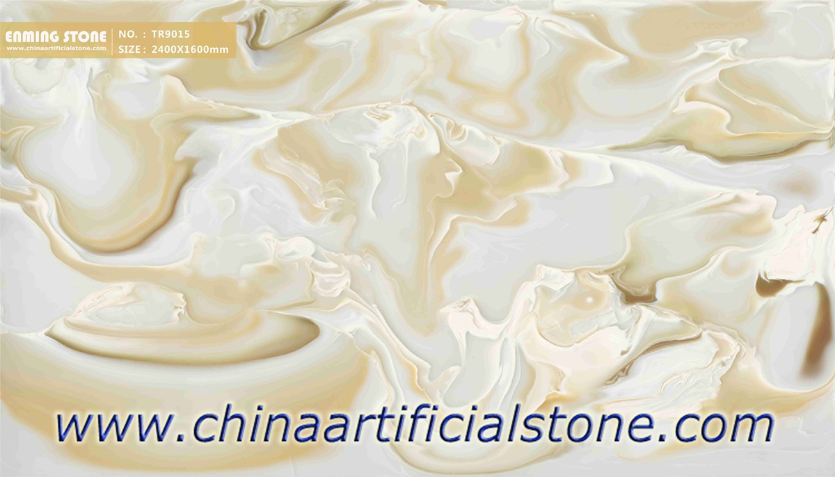 Artificial Onyx Transulcent Stone Panels